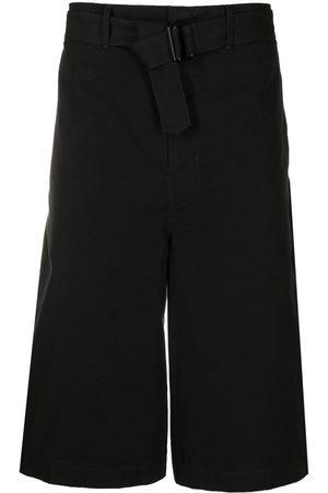 LEMAIRE Men Bermudas - Drop-crotch bermuda shorts