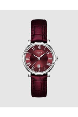Tissot Carson Premium Lady - Watches (Bordeau) Carson Premium Lady