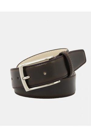 Buckle Men Belts - Casablanca Leather Belt - Belts Casablanca Leather Belt