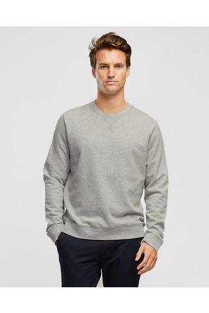 WAYVER Men Sweatshirts - Premium Cotton Sweat - Sweats (Light ) Premium Cotton Sweat