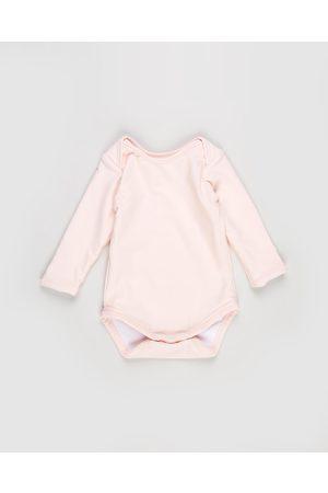 Fiola Rose Swim Baby Swimsuits - Bodysuit Babies - One-Piece / Swimsuit (Rose Quartz) Bodysuit - Babies