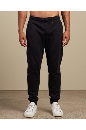 Polo Ralph Lauren Men Joggers - Double Knit Jogger Pants - Sweatpants (Polo ) Double-Knit Jogger Pants