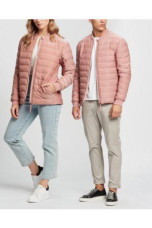 Rains Trekker Jacket Unisex - Coats & Jackets (Blush) Trekker Jacket - Unisex