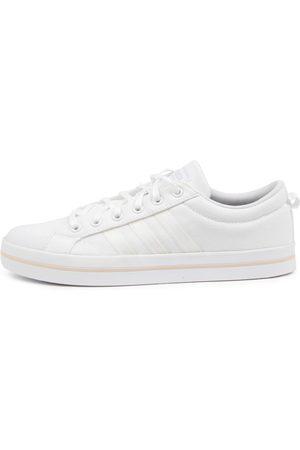 adidas Women Casual Shoes - Bravada W Ad Ivory Sneakers Womens Shoes Casual Casual Sneakers