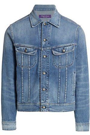 Ralph Lauren Slim-Fit Denim Trucker Jacket
