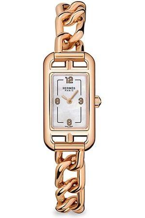 Hermès Watches - Nantucket 18K Bracelet Watch