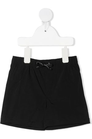 Dolce & Gabbana Logo patch swimwear