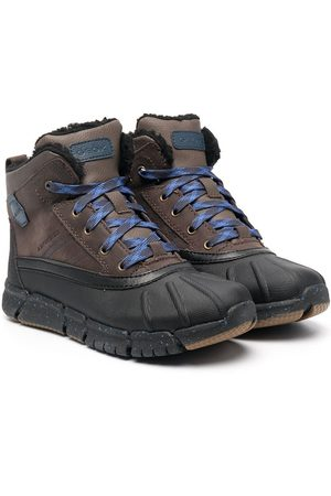 Geox Ankle-length lace-up boots
