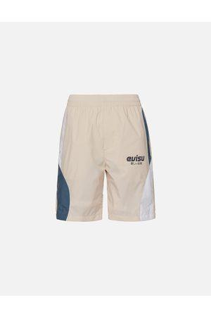 Evisu Colorblock Shorts