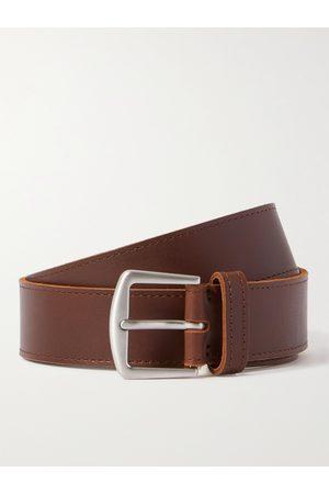 Loro Piana Men Belts - 3.5cm Leather Belt