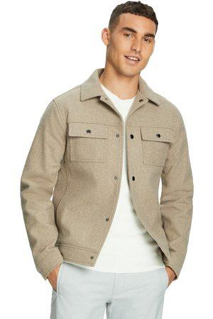 Yd. Men Outdoor Jackets - Luchian Jacket Biscuit L