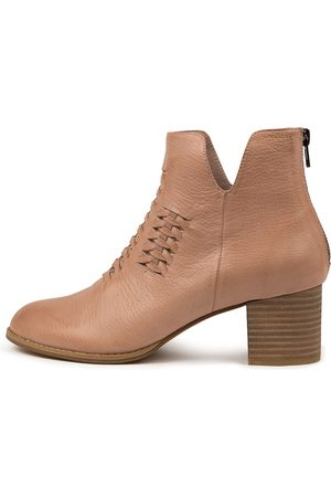 Django & Juliette Sage Dj Cafe Boots Womens Shoes Casual Ankle Boots