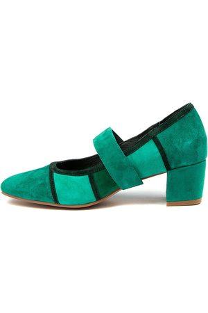 Django & Juliette Hassie Dj Shoes Womens Shoes Casual Heeled Shoes