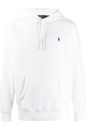 Polo Ralph Lauren Men Hoodies - Embroidered logo relaxed-fit hoodie