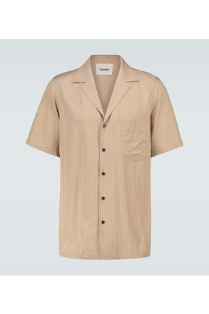 Nanushka Men Business - Venci striped shirt