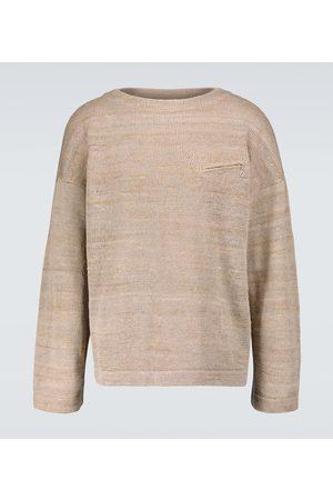 VISVIM Men Sweaters - Marie boat neck sweater