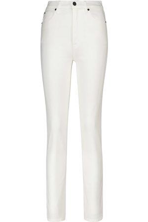 SLVRLAKE Women Boyfriend - Beatnik high-rise slim jeans