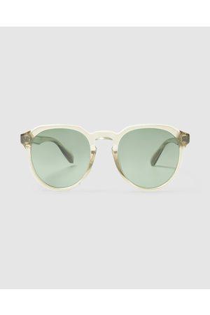 LOCAL SUPPLY Sunglasses - Tyo Sunglasses Polished Ochre Tan