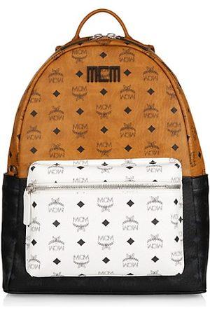 MCM Stark Visetos Mix Backpack