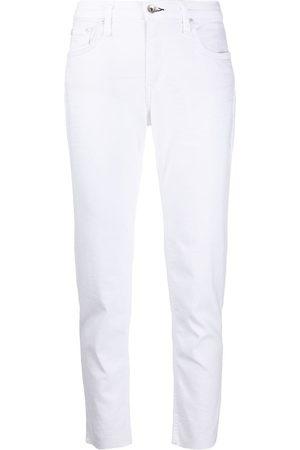 RAG&BONE Jean Women Slim - Mid-rise slim-fit jeans