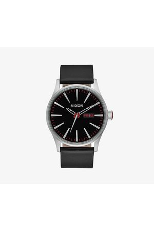 Nixon Watches - Sentry Leather Watch
