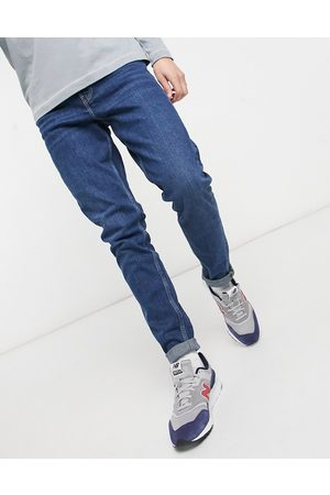Weekday Cone jeans in sway blue