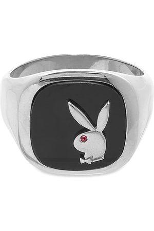 Hatton Labs Men Rings - X Playboy Membership Ring