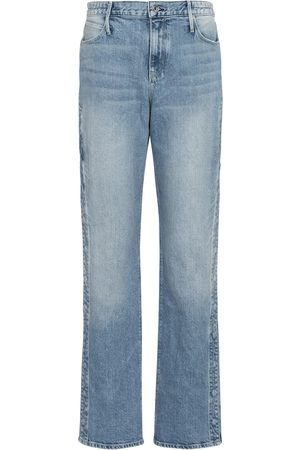 RTA Women Boyfriend - Michael high-rise straight jeans