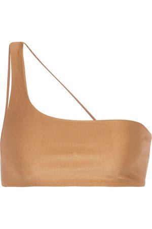 Jade Swim Women Bikinis - Exclusive to Mytheresa – Apex one-shoulder bikini top