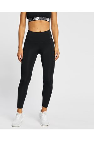 New Balance Sport High Waisted Tights - Full Tights Sport High-Waisted Tights