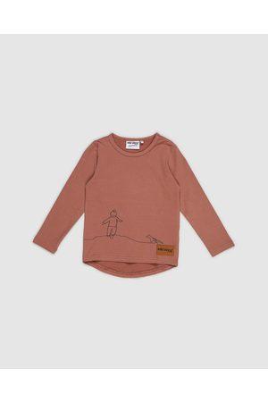 Wild Island The Wanderer Top Babies Kids - T-Shirts & Singlets (Dusty ) The Wanderer Top - Babies-Kids
