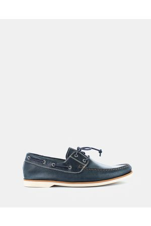 Wild Rhino Byron Boat Shoes - Casual Shoes Byron Boat Shoes