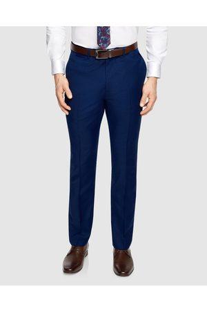 Tarocash Men Skinny Pants - Mac Slim Wool Pant - Pants Mac Slim Wool Pant
