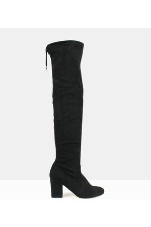 Betts Women Knee High Boots - Bold 2 Over The Knee Boots - Mid-low heels Bold 2 Over-The-Knee Boots
