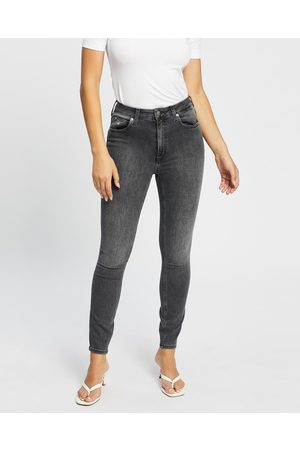 Calvin Klein Core High Rise Skinny Jeans - Jeans (ZZ004 ) Core High Rise Skinny Jeans