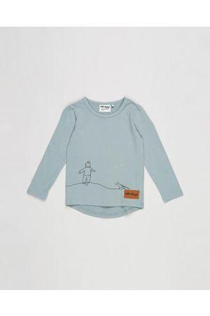 Wild Island The Wanderer Top Babies Kids - T-Shirts & Singlets (Shallow Seas) The Wanderer Top - Babies-Kids