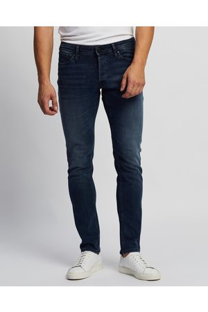 Jack & Jones Glenn Original AM 812 Slim Fit Jeans - Slim ( Denim) Glenn Original AM 812 Slim Fit Jeans