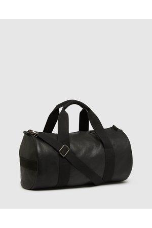 Oxford Benton Leather Weekender Bag - Duffle Bags Benton Leather Weekender Bag