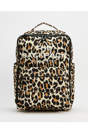 The Marc Jacobs Women Backpacks - The Leopard Backpack - Backpacks (Natural Multi) The Leopard Backpack