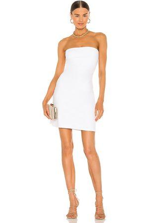 Susana Monaco Strapless Tube Mini Dress in .