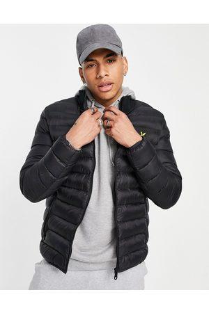 Lyle & Scott Men Winter Jackets - Quilted jacket in black