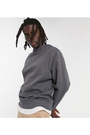 COLLUSION Sweatshirt in charcoal-Grey