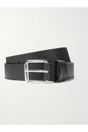 Comme des Garçons Men Belts - 3cm Leather Belt