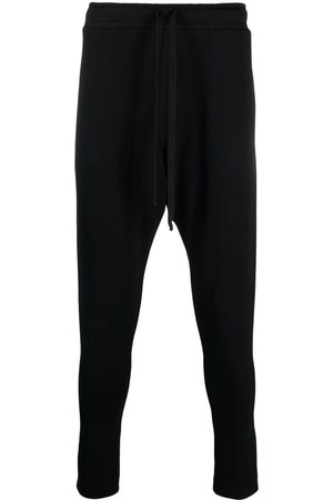 Alchemy Stretch-cotton track pants