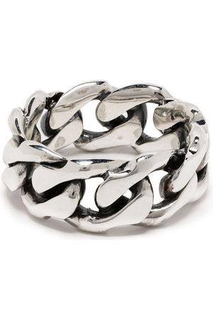 EMANUELE BICOCCHI Chunky chain ring