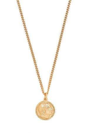 EMANUELE BICOCCHI Necklaces - Coin-pendant necklace