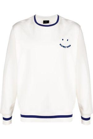 Paul Smith Men Sweatshirts - Logo print sweatshirt