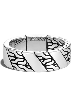 John Hardy Classic Chain 7mm band ring
