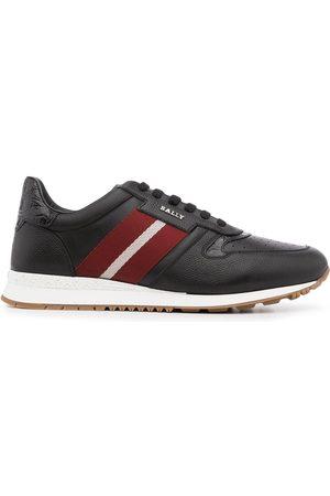 Bally Signature stripe sneakers