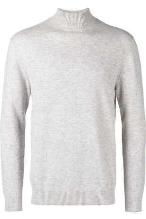 N.PEAL Men Turtlenecks - Turtleneck fitted sweater